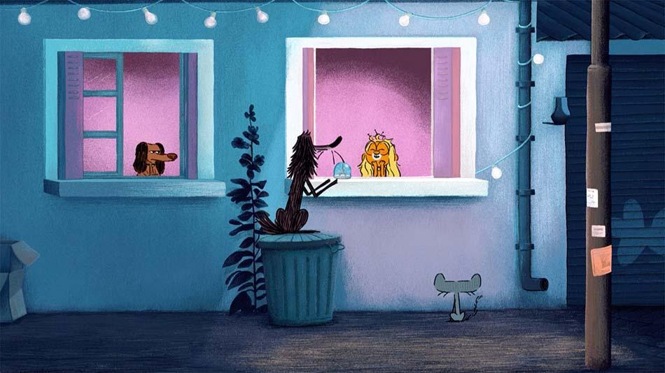 Illustration de Chien pourri, https://www.daily-movies.ch/wp-content/uploads/2020/07/Chien-Pourri-la-vie-à-Paris-6.jpg
