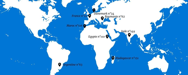 Le Tour du monde des droits des enfants