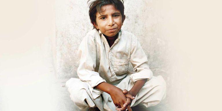 Illustration Iqbal Masih, https://www.thoughtco.com/10-year-old-activist-iqbal-masih-1779425
